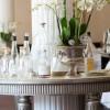 Restaurant >>Le Cerf<< im Wald &-Schlosshotel Friedrichsruhe in Zweiflingen-Friedrichsruhe
