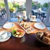 Restaurant Abendrot im Hotel Rosenburg in Husum