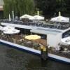 """Café- und Restaurantschiff """"Spree-Blick"""" in Berlin"""
