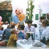 Restaurant Gutsausschank im Weingut Stauch in Kallstadt