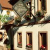 Restaurant Sankt Martiner Castell in St. Martin in der Pfalz (Rheinland-Pfalz / Südliche Weinstraße)]