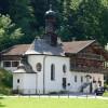 Restaurant Altes Bad in Kreuth (Bayern / Miesbach)]