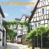 Restaurant Weinstube in der alten Brennerei  in Gleiszellen in der Pfalz (Rheinland-Pfalz / Südliche Weinstraße)]