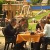 Restaurant Hotel Strand-Café in Roßbach (Rheinland-Pfalz / Neuwied)]