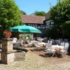 Restaurant Burghof in Kirchbrombach  in Brombachtal