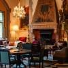 Restaurant Schlosshotel Kronberg in Kronberg im Taunus (Hessen / Hochtaunuskreis)]