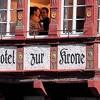 Restaurant Hotel zur Krone in Hachenburg (Rheinland-Pfalz / Westerwaldkreis)]