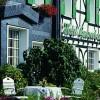 Restaurant Romantik Hotel Gravenberg- Bergische- und Romantik- Stube in Langenfeld (Nordrhein-Westfalen / Mettmann)]