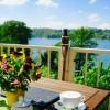 Restaurant Strandhotel vier Jahreszeiten   in Buckow (Brandenburg / Märkisch-Oderland)