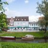 Restaurant Ringhotel Aquarium in Friedrichstadt (Schleswig-Holstein / Nordfriesland)]