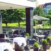 Restaurant white lounge in Hamburg (Hamburg / Hamburg)]