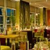 Restaurant Abendrot im Hotel Rosenburg in Husum (Schleswig-Holstein / Nordfriesland)]