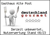 Restaurant Gasthaus Alte Post In Kuchen