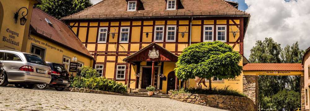 Restaurant Adams Gasthof in Moritzburg