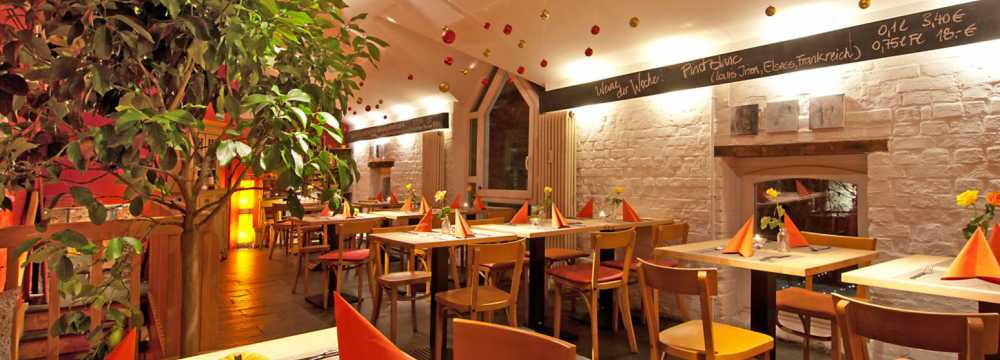 Restaurants in Saarbrücken: Restaurant Café Kostbar