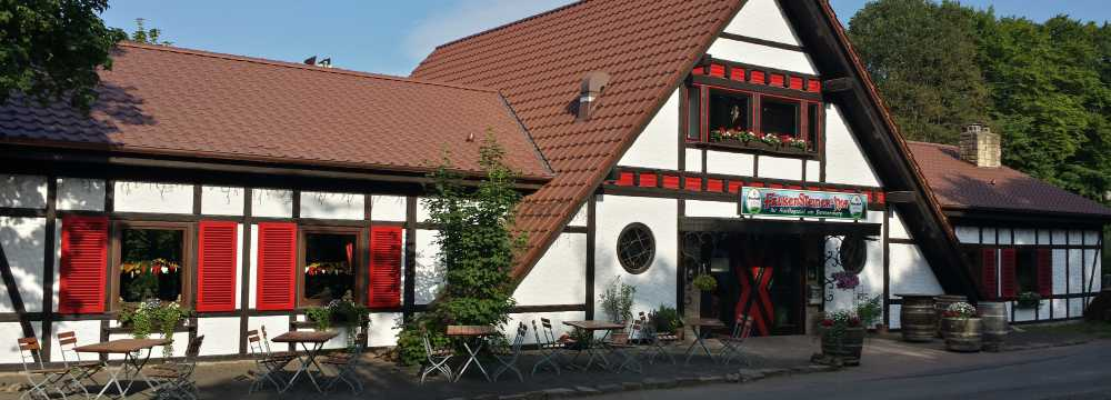 Restaurants in Falkenstein: Falkensteiner Hof