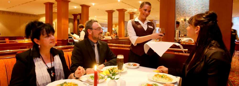Restaurants in Magdeburg: Hotel Ratswaage****