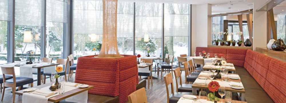Restaurants in Münster: Mövenpick Hotel Restaurant