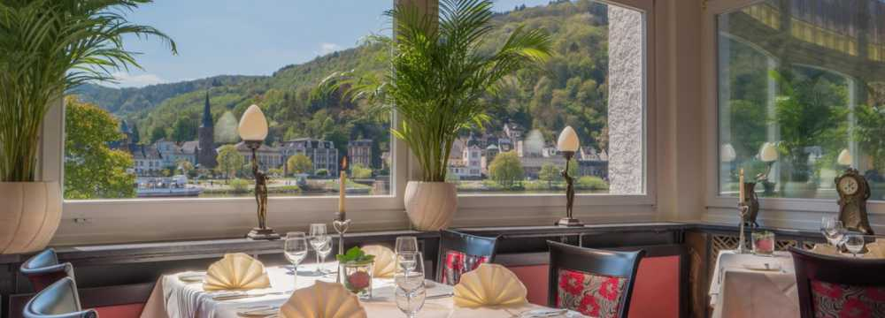 Restaurants in Traben-Trarbach: Belle Epoque