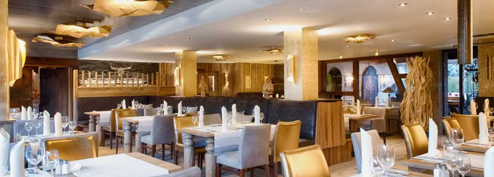 Restaurants in Garmisch-Partenkirchen: Reiser's im Obermühle 4*S Boutique Resort