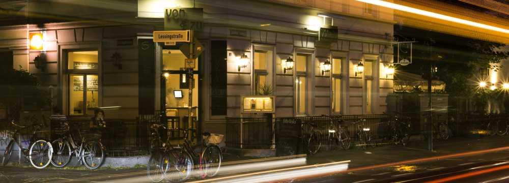 Restaurants in Bonn: Café von&zu