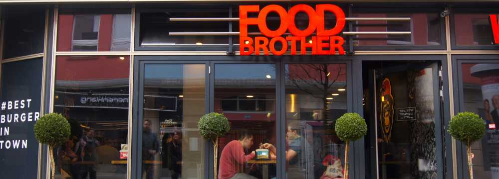 Restaurants in Dortmund: Food Brother Chapter 1