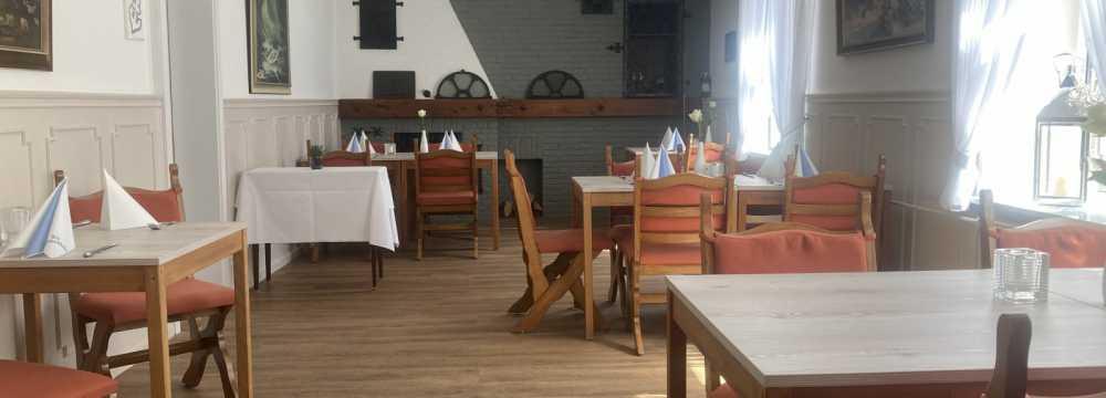 Die Friesenhalle in Bredstedt