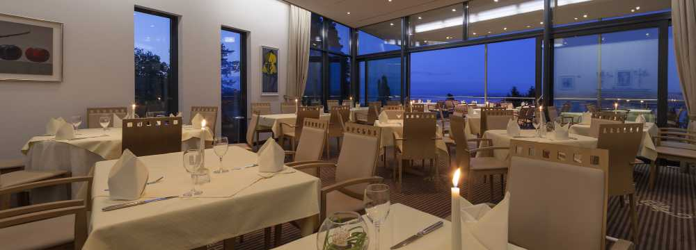 Restaurants in Überlingen: Parkhotel St. Leonhard