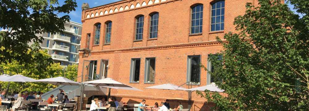 Restaurants in Hamburg: Blaue Blume