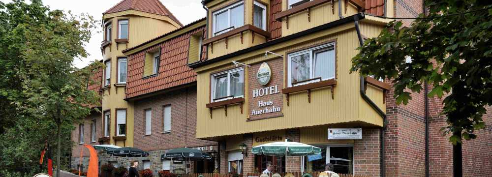 Restaurants in Quedlinburg/ OT Bad Suderode: SgH Auerhahn
