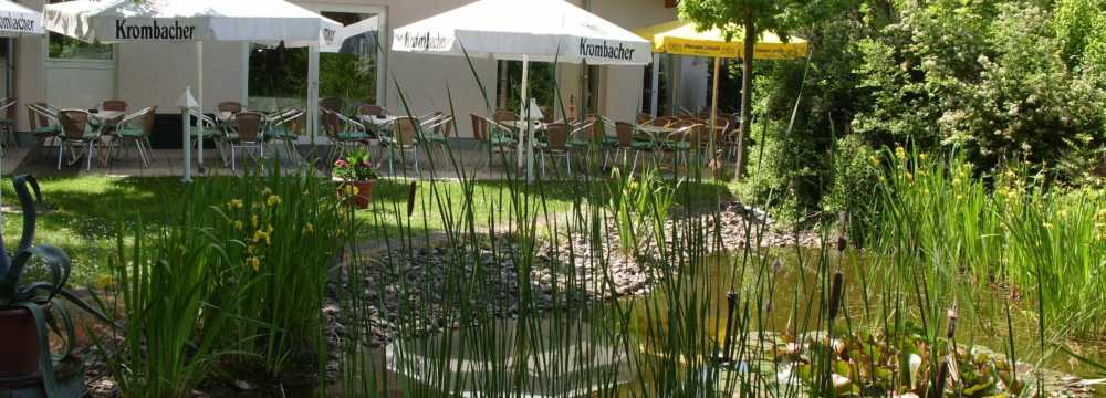 Restaurants in Gotha: Restaurant im Quality Hotel am Tierpark