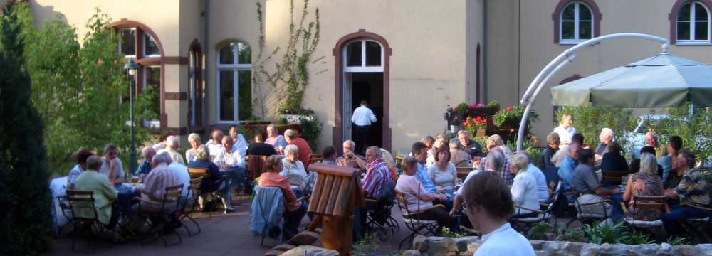 Restaurants in Wernigerode: Restaurant Erbprinz