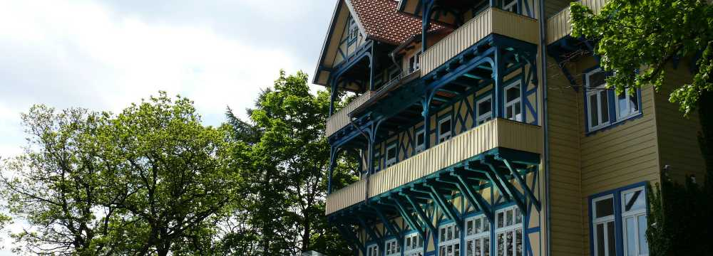 Restaurants in Wernigerode: Restaurant Panoramablick
