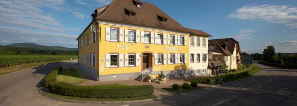 Kreuz- Post Hotel-Restaurant-Spa in Vogtsburg im Kaiserstuhl