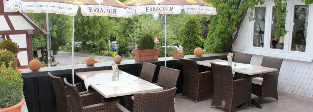 Landgasthof Dorflinde  in Gras-Ellenbach