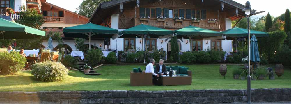 Restaurants in Rottach-Egern: Kirschner Stuben