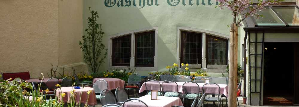 Restaurants in Rothenburg ob der Tauber: Gasthof Goldener Greifen