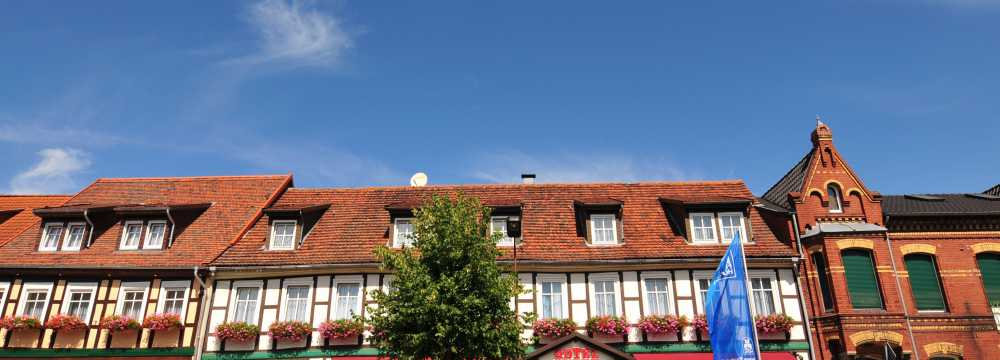 Restaurants in Arendsee: Deutsches Haus