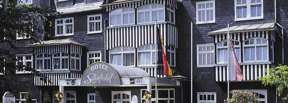 Boutique Hotel Schieferhof in Neuhaus am Rennweg