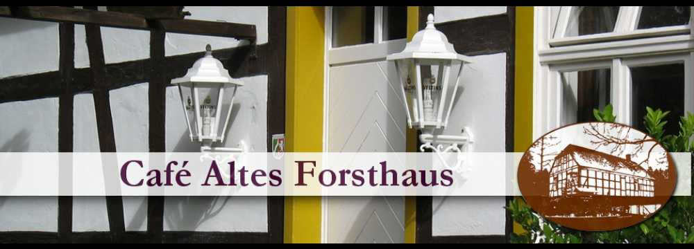 Café Altes Forsthaus in Paderborn