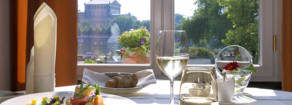 Restaurants in Dresden: Restaurant Canaletto