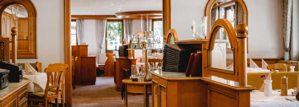 Restaurant Forellenhof Rössle in Lichtenstein
