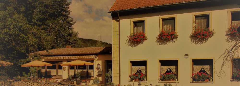 Landgasthof Bieger in Ebermannstadt