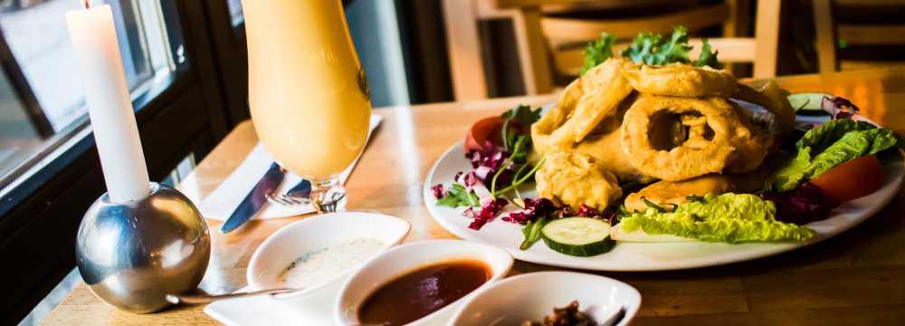 Restaurants in Berlin: Meena Kumari