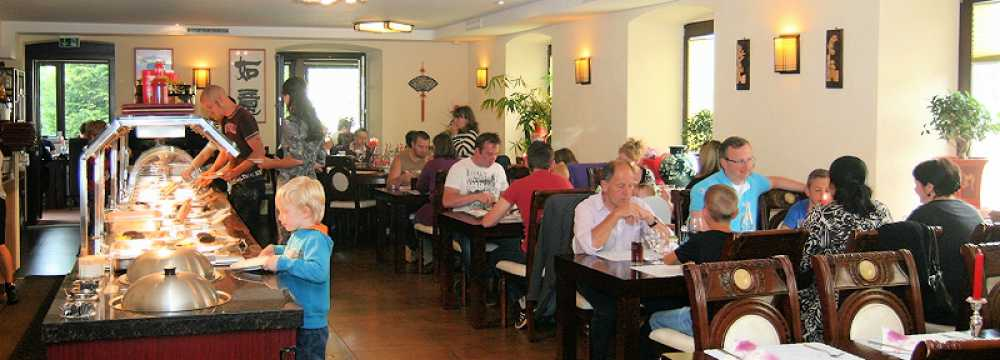 Chinarestaurant Rosengarten in Rheinfelden