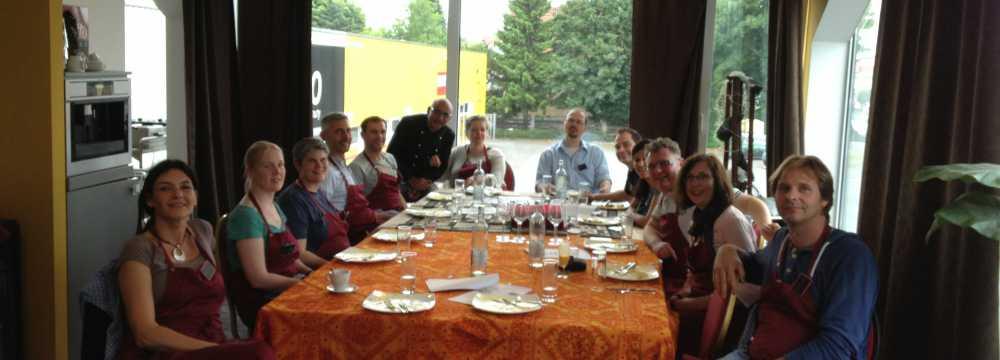 Restaurants in Hamm: Restaurant & Kochschule Maharani