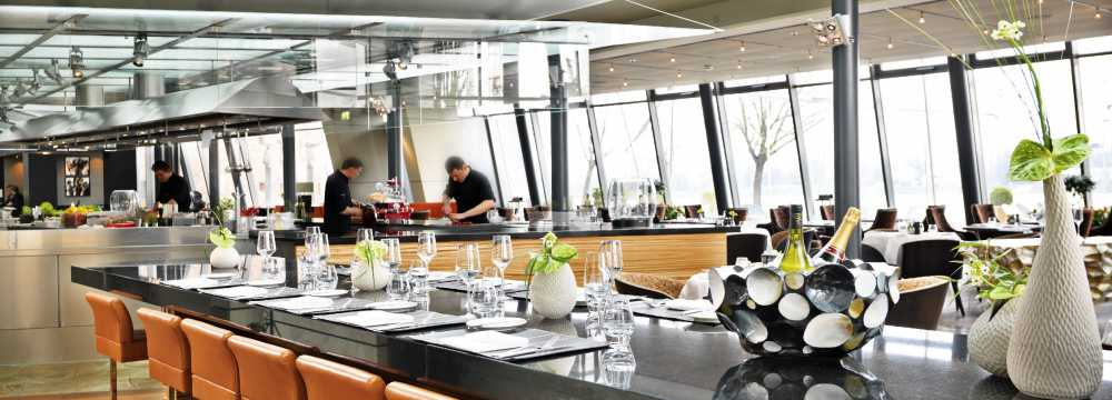 Restaurant Bellpepper im Hyatt Regency Mainz  in Mainz