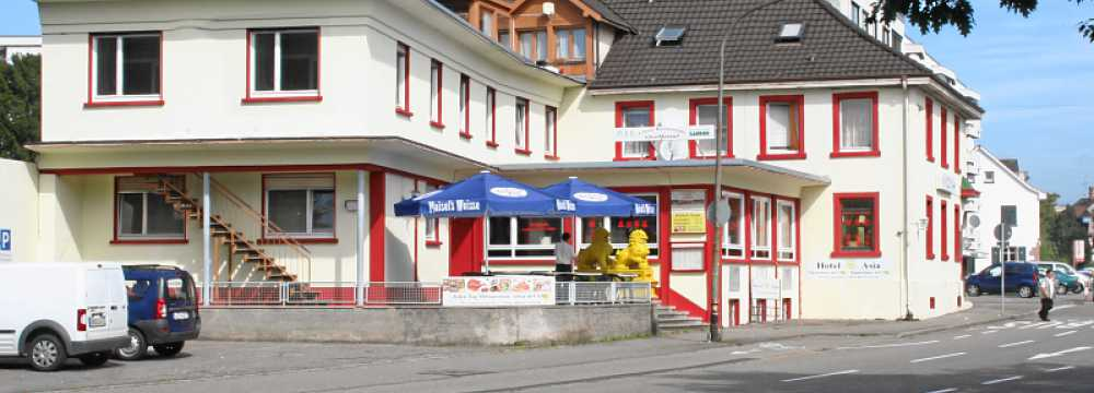 Restaurant Goodfriend in Lörrach