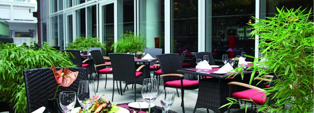 Restaurants in Köln: Lindner Hotel DOM Residence - La Gazetta