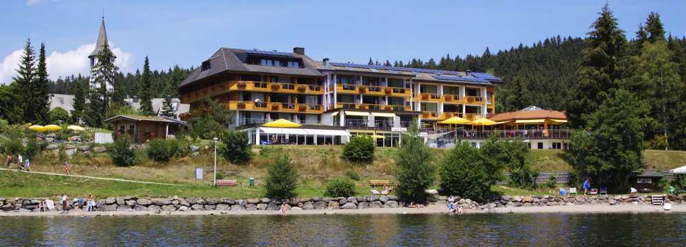 Seehotel Wiesler in Titisee-Neustadt